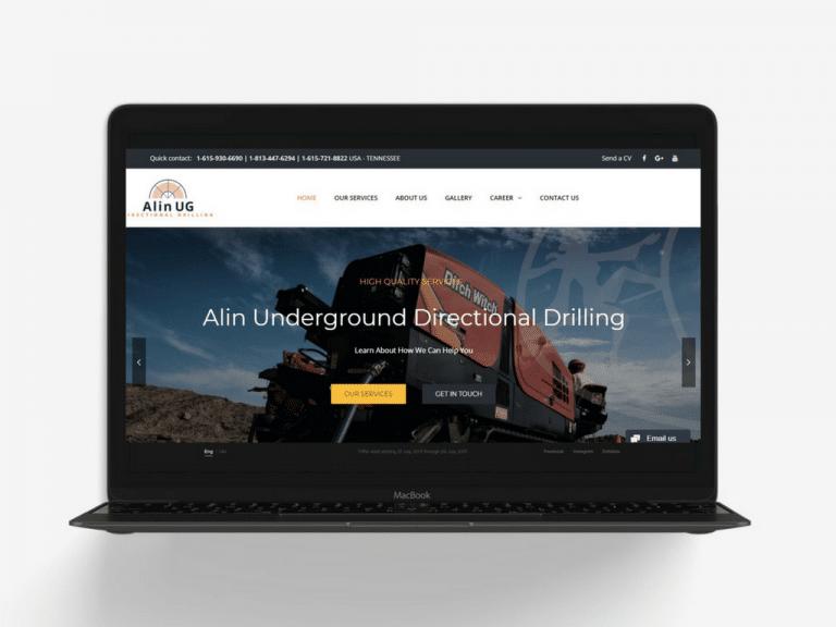 Websites & Shops