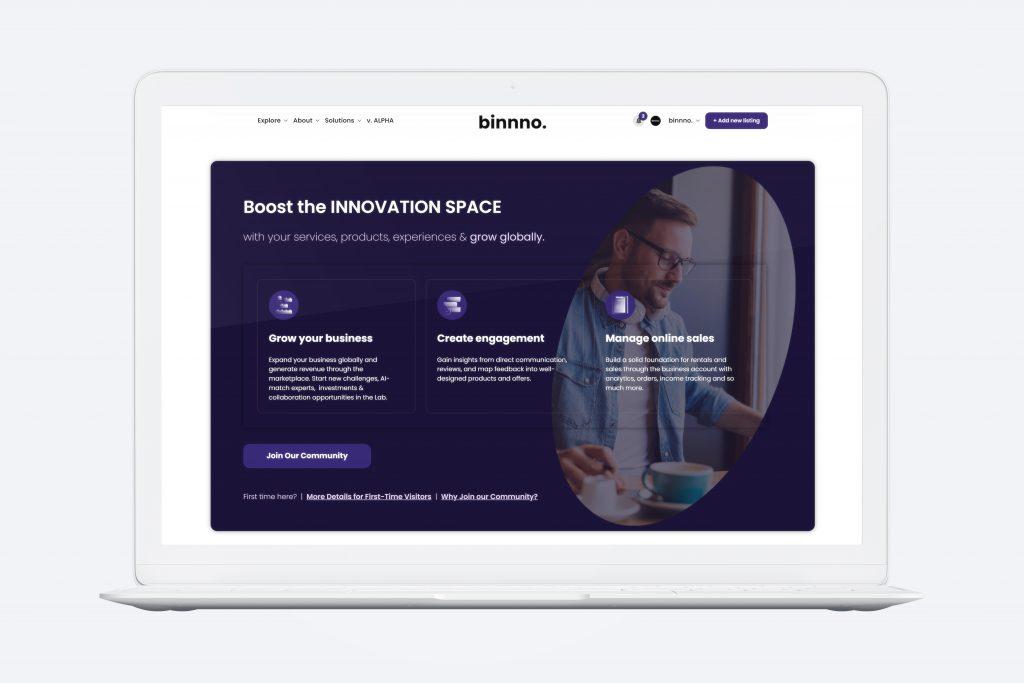 Technology with a Soul – binnno.com